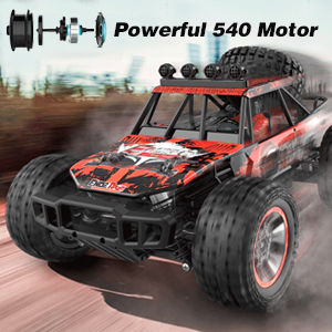 ff9ca4b6 328f 4ab4 b524 add860ca1559.  CR0,0,300,300 PT0 SX300 V1    - RC Cars, 1/10 Scale Large High-Speed Remote Control Car for Adults Kids, 48+ kmh 4WD 2.4GHz Off-Road Monster RC Truck, All Terrain Electric Vehicle Toys Boys Gift with 2 Batteries for 40+ Min Play