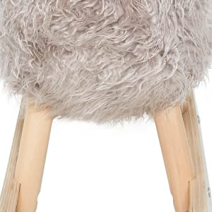 160518cf 7cf6 460b 9671 aad4ea856ecd.  CR0,0,600,600 PT0 SX300 V1    - labebe - Wooden Rocking Horse Rocker Sheep Grey, Plush Rockiong Animal for Child 1-3 Year Old, Wooden Kid Ride On Toy Stuffed for Infant/Toddler Girl&Boy, Nursery Birthday Gift (No Assembly Required)