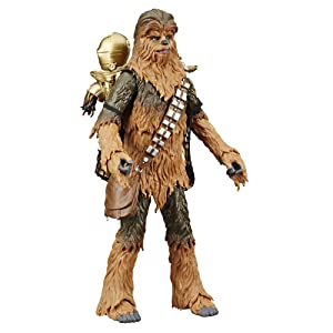 """2c46f83d 210e 42b4 87df 119c53878d46.  CR0,0,2000,2000 PT0 SX300 V1    - Star Wars The Black Series Chewbacca & C-3PO Toys 6"""" Scale The Empire Strikes Back Collectible Figures (Amazon Exclusive)"""