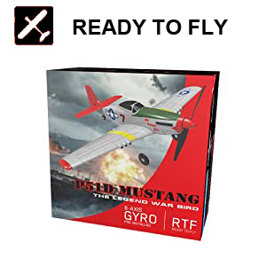 2cbb0ad8 00a3 45df 9567 f64abbfbe677.  CR0,0,300,300 PT0 SX300 V1    - SONIKRC VOLANTEXRC Remote Control Airplane P51D 400mm 4CH 2.4G RC Model Plane Outdoor Toys for Kid Birthday Gift