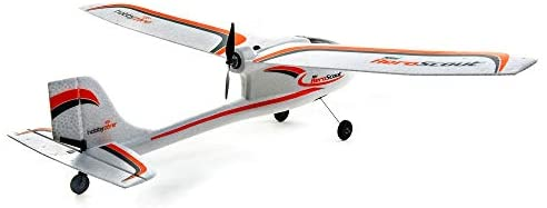 31Hbhk+jXNL. AC  - HobbyZone RC Airplane Mini AeroScout RTF (Includes Controller, Transmitter, Battery and Charger), HBZ5700