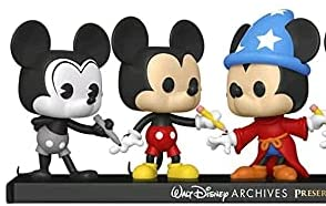 31K5tr9Ng8S. AC  - Funko Pop! Disney Archives - Mickey Mouse 5 Pack, Amazon Exclusive