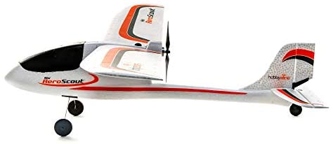 31N6lYo9AJL. AC  - HobbyZone RC Airplane Mini AeroScout RTF (Includes Controller, Transmitter, Battery and Charger), HBZ5700