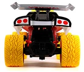 31TAqbxoxML. AC  - Disney Junior 1:14 Mickey Buggy RC Remote Control Car 2.4GHz, toys for kids and adults