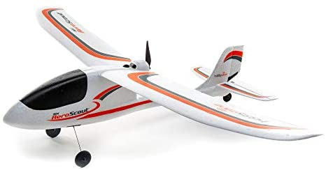 31Ts1+JvjxL. AC  - HobbyZone RC Airplane Mini AeroScout RTF (Includes Controller, Transmitter, Battery and Charger), HBZ5700