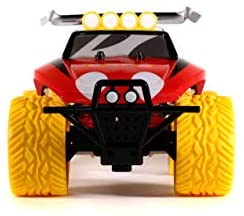 31lF4gpv0qL. AC  - Disney Junior 1:14 Mickey Buggy RC Remote Control Car 2.4GHz, toys for kids and adults
