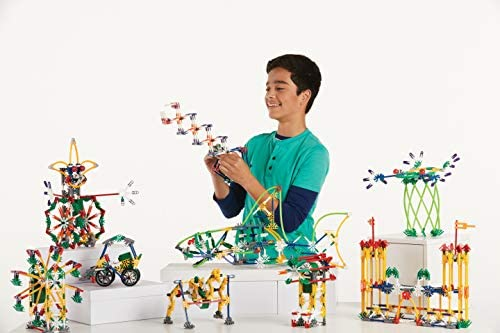 4168ogzXrEL. AC  - K'NEX Imagine Power and Play Motorized Building Set 529 Pieces Ages 7 and Up Construction Educational Toy