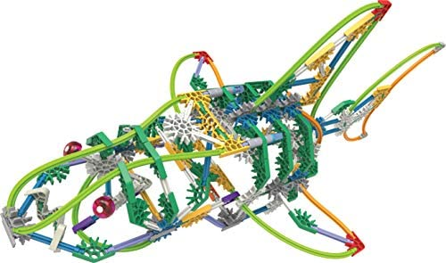 417njh9cExL. AC  - K'NEX Imagine Power and Play Motorized Building Set 529 Pieces Ages 7 and Up Construction Educational Toy