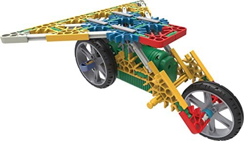 41Pq5n15QGL. AC  - K'NEX Imagine Power and Play Motorized Building Set 529 Pieces Ages 7 and Up Construction Educational Toy