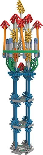 41fG+r 6paL. AC  - K'NEX Imagine Power and Play Motorized Building Set 529 Pieces Ages 7 and Up Construction Educational Toy