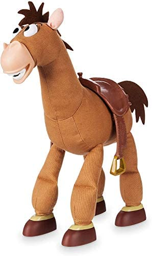 41hqXK6BKWL. AC  - Disney Bullseye Interactive Action Figure with Sound - Toy Story - 18 Inch