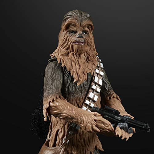 """41j1oZoaCzL. AC  - Star Wars The Black Series Chewbacca & C-3PO Toys 6"""" Scale The Empire Strikes Back Collectible Figures (Amazon Exclusive)"""