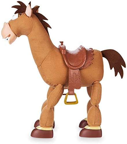41lWAIzyl4S. AC  - Disney Bullseye Interactive Action Figure with Sound - Toy Story - 18 Inch