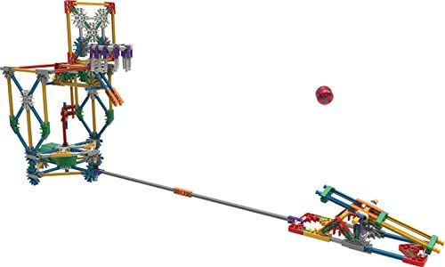 41myhvFVchL. AC  - K'NEX Imagine Power and Play Motorized Building Set 529 Pieces Ages 7 and Up Construction Educational Toy