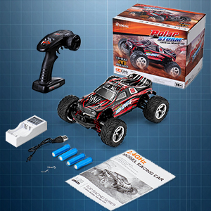 4f4667bd f367 4665 917b f6903ee4a2aa.  CR0,0,300,300 PT0 SX300 V1    - EACHINE Remote Control Car for Kids Adults,EC09 RC Car High Speed 1:20Scale 40+ KM/H 4WD Off Road Monster Trucks,2.4GHz All Terrain Toy Trucks with 2 Rechargeable Battery,40+ Min Play Gifts for Boys