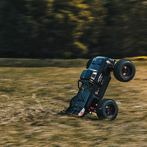 511G29p+URL. AC  - ARRMA 1/8 Notorious 6S V5 4WD BLX Stunt RC Truck with Spektrum Firma RTR (Transmitter and Receiver Included, Batteries and Charger Required), Black, ARA8611V5T1