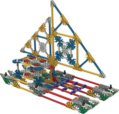 511rCpbC UL. AC  - K'NEX 70 Model Building Set - 705 Pieces - Ages 7+ Engineering Education Toy (Amazon Exclusive)