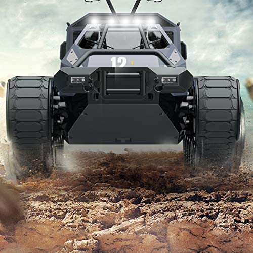 514uCzpt7aL. AC  - Mostop Remote Control Crawler High Speed Tank Off-Road 4WD RC Car 2.4 Ghz RC Army Truck 1/12 Drift Tank RC Tank for Kids Adults