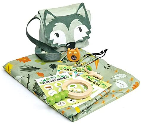 515OveSCyRL. AC  - Tender Leaf Toys Forest Trail Kit – Outdoor Hiking and Nature Exploration Adventure Tools – STEM Based Educational Fun - Social, Creative, and Imaginative Play – Ages 3 Years +