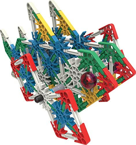 515d1WAHoiL. AC  - K'NEX Imagine Power and Play Motorized Building Set 529 Pieces Ages 7 and Up Construction Educational Toy