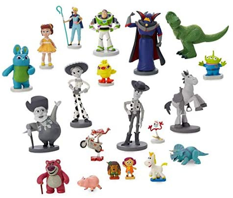 515q9V0a mL. AC  - Toy Story 25th Anniversary Action Figure Special Limited Edition Bundle