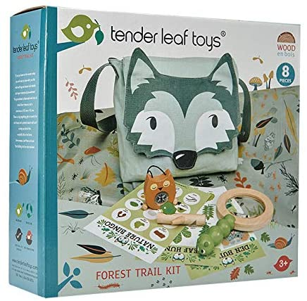 516o PwIcNL. AC  - Tender Leaf Toys Forest Trail Kit – Outdoor Hiking and Nature Exploration Adventure Tools – STEM Based Educational Fun - Social, Creative, and Imaginative Play – Ages 3 Years +