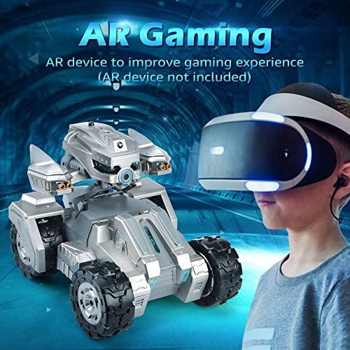 51CABkpbFiL. AC  - RC Car Remote Control Car with 720P HD FPV Camera 1/18 Remote Control Truck Gravity Sensor Rc Truck for Kids Versus Mode Rock Crawler Car Gift for Boys and Girls (Updated Android App)