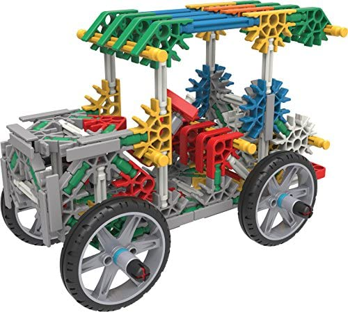 51DhVC3D1oL. AC  - K'NEX Imagine Power and Play Motorized Building Set 529 Pieces Ages 7 and Up Construction Educational Toy