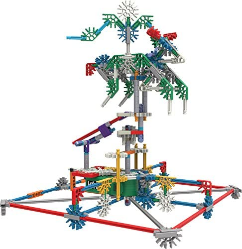 51IysrbBxVL. AC  - K'NEX Imagine Power and Play Motorized Building Set 529 Pieces Ages 7 and Up Construction Educational Toy