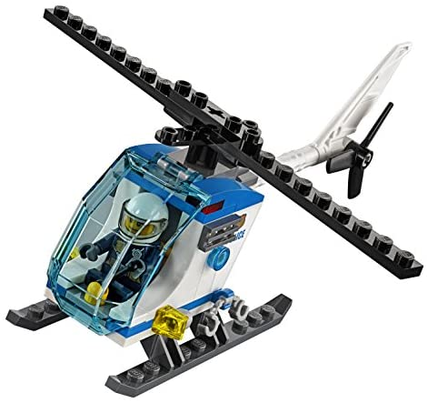 51MEIOlqIZL. AC  - LEGO City Police Station 60141 Building Kit with Cop Car, Jail Cell, and Helicopter, Top Toy and Play Set for Boys and Girls (894 Pieces) (Discontinued by Manufacturer)