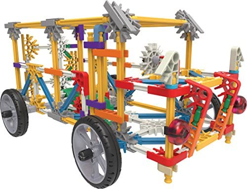 51TDkssiolL. AC  - K'NEX Imagine Power and Play Motorized Building Set 529 Pieces Ages 7 and Up Construction Educational Toy
