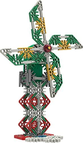 51VE+3xUTRL. AC  - K'NEX Imagine Power and Play Motorized Building Set 529 Pieces Ages 7 and Up Construction Educational Toy