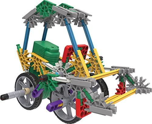 51VmEff1qGL. AC  - K'NEX Imagine Power and Play Motorized Building Set 529 Pieces Ages 7 and Up Construction Educational Toy