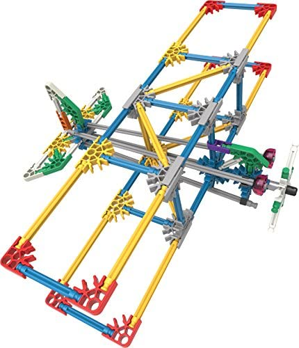 51WJ7E2mKgL. AC  - K'NEX Imagine Power and Play Motorized Building Set 529 Pieces Ages 7 and Up Construction Educational Toy