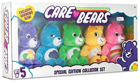 51WuS9L85eL. AC  - Basic Fun Care Bears Special Edition Collector Set