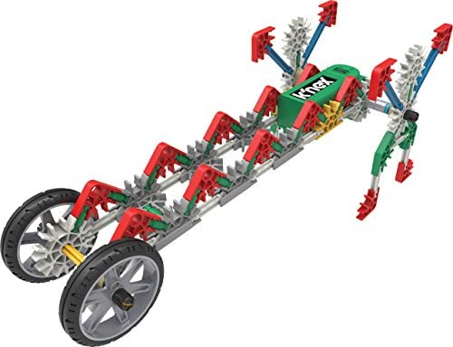 51Ym+UX vwL. AC  - K'NEX Imagine Power and Play Motorized Building Set 529 Pieces Ages 7 and Up Construction Educational Toy