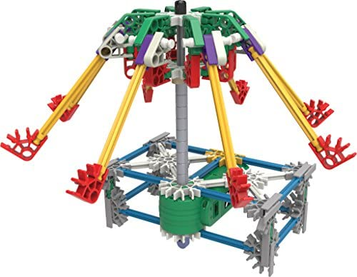 51dRXiYbsgL. AC  - K'NEX Imagine Power and Play Motorized Building Set 529 Pieces Ages 7 and Up Construction Educational Toy