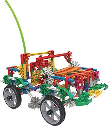 51kSl5w6f5L. AC  - K'NEX Imagine Power and Play Motorized Building Set 529 Pieces Ages 7 and Up Construction Educational Toy