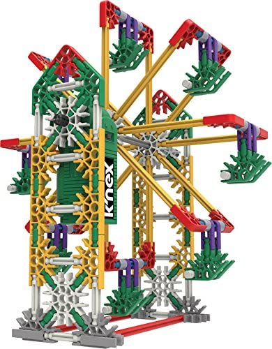 51mIrO8fEhL. AC  - K'NEX Imagine Power and Play Motorized Building Set 529 Pieces Ages 7 and Up Construction Educational Toy