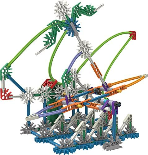 51mcfacEcdL. AC  - K'NEX Imagine Power and Play Motorized Building Set 529 Pieces Ages 7 and Up Construction Educational Toy