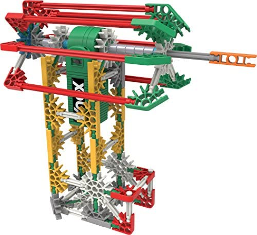 51mpibCuS6L. AC  - K'NEX Imagine Power and Play Motorized Building Set 529 Pieces Ages 7 and Up Construction Educational Toy
