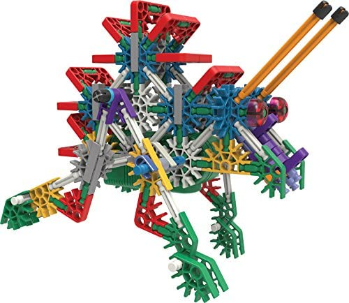 51mzRBQOMbL. AC  - K'NEX Imagine Power and Play Motorized Building Set 529 Pieces Ages 7 and Up Construction Educational Toy