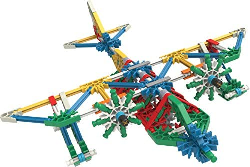 51sKTcDqDwL. AC  - K'NEX Imagine Power and Play Motorized Building Set 529 Pieces Ages 7 and Up Construction Educational Toy