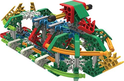 51tDk7xRxYL. AC  - K'NEX Imagine Power and Play Motorized Building Set 529 Pieces Ages 7 and Up Construction Educational Toy