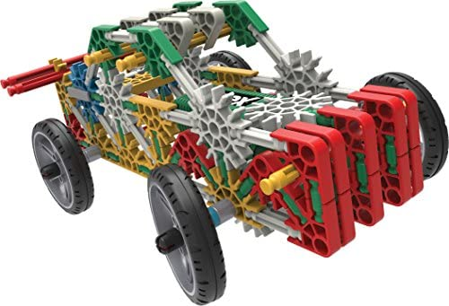 51uofMxdBhL. AC  - K'NEX Imagine Power and Play Motorized Building Set 529 Pieces Ages 7 and Up Construction Educational Toy