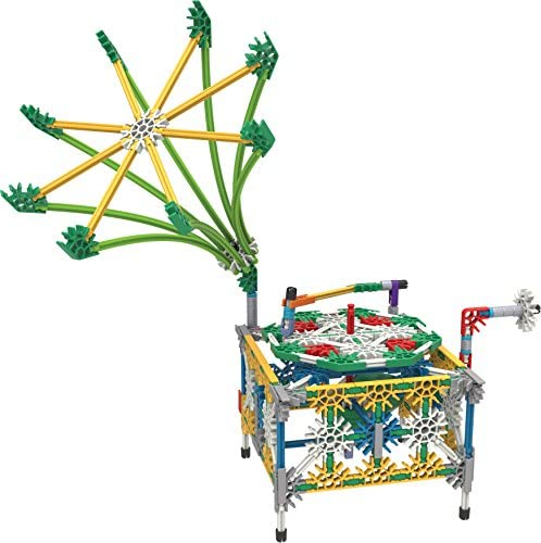 51vfs5LeE4L. AC  - K'NEX Imagine Power and Play Motorized Building Set 529 Pieces Ages 7 and Up Construction Educational Toy