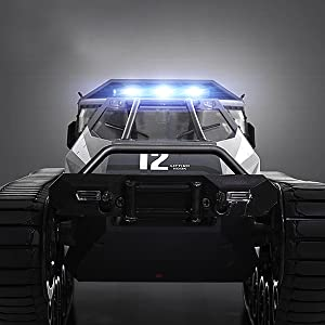 58f1778c 1524 494e b71e d9b5fb1abf93.  CR0,0,600,600 PT0 SX300 V1    - Mostop Remote Control Crawler High Speed Tank Off-Road 4WD RC Car 2.4 Ghz RC Army Truck 1/12 Drift Tank RC Tank for Kids Adults