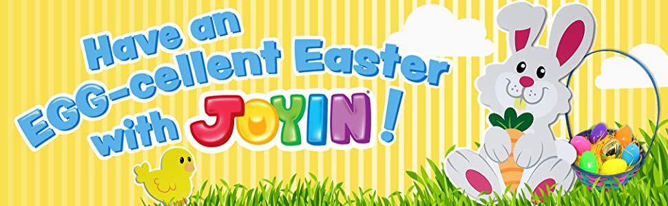 """5d7492fd 0556 4aad bc46 aa2016fbc45b.  CR0,1,4041,1250 PT0 SX970 V1    - 200 Pcs Prefilled Colorful Easter Eggs w/Novelty Toys and Stickers 2 3/8"""" for Filling Treats, Easter Theme Party Favor, Easter Eggs Hunt, Basket Stuffers Fillers, Classroom Prize Supplies Toy"""