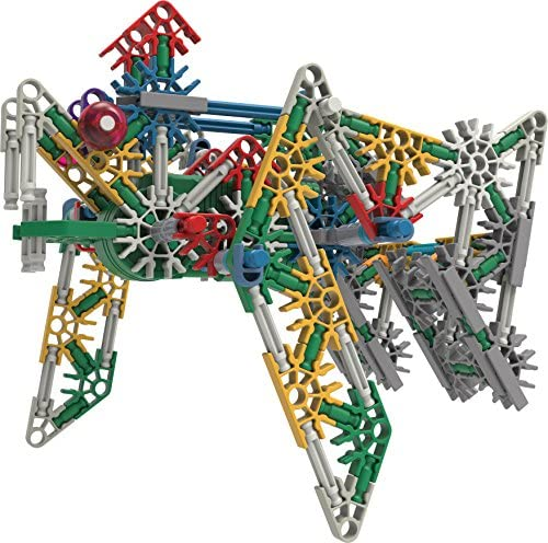 61+o28O+U8L. AC  - K'NEX Imagine Power and Play Motorized Building Set 529 Pieces Ages 7 and Up Construction Educational Toy