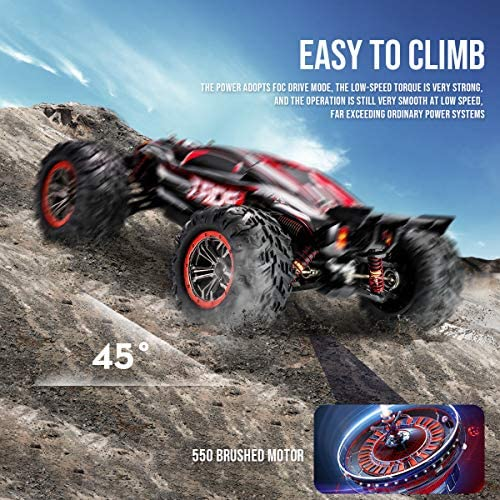 61mEjwktiuL. AC  - FLYHAL X04 PRO Remote Control Car RC Car 52km/h 32MPH 1:10 Scale 4WD Off-Road Rc Car for Adults and Kids Replaceable Car Shell 2.4 GHz Truck (2 Batteries)